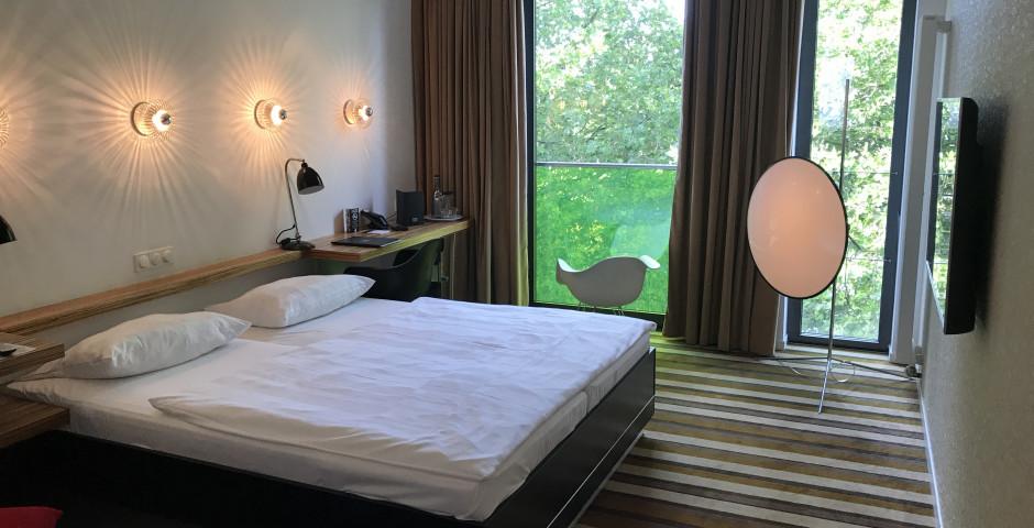Doppelzimmer - Designhotel ÜberFluss