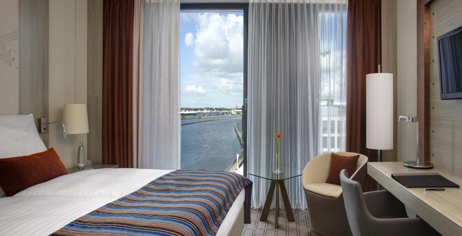 Doppelzimmer Deluxe - Steigenberger Hotel Bremen