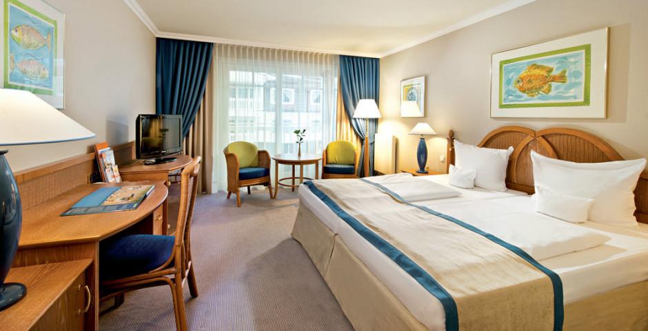 Doppelzimmer - Travel Charme Strandhotel Bansin