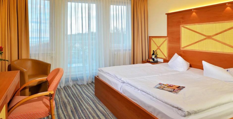 Doppelzimmer - Strandhotel Seerose