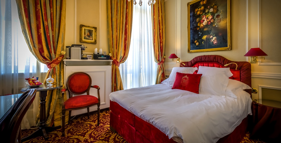 Doppelzimmer Classic - Relais and Chateaux Hotel Heritage