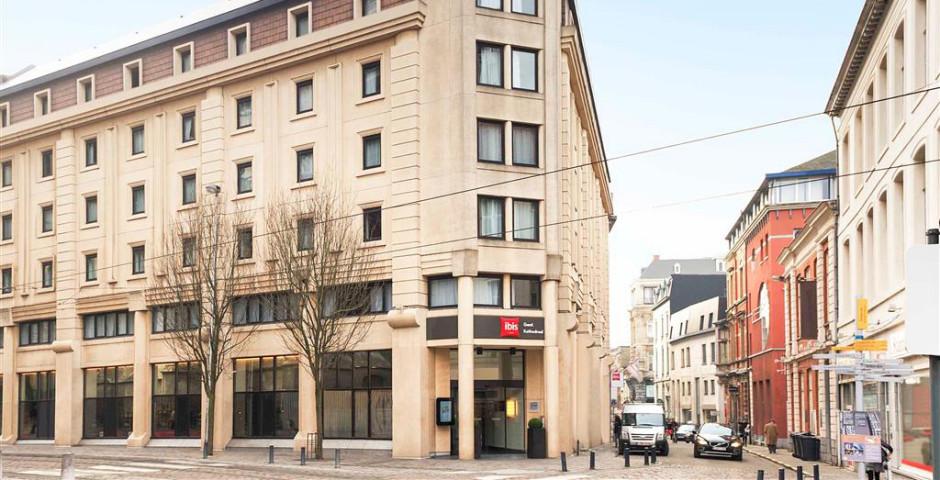 Ibis Gent Centrum Kathedraal