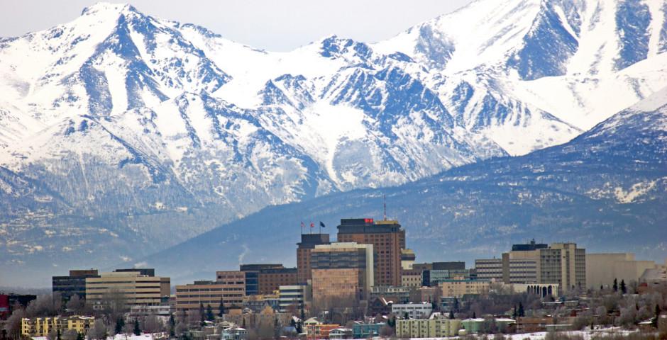 Skyline - Anchorage
