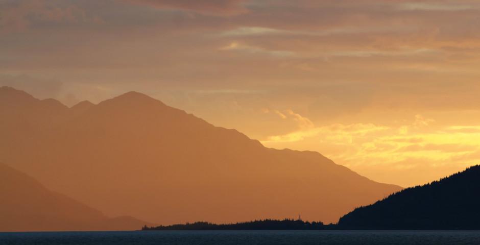 Panorama - Anchorage