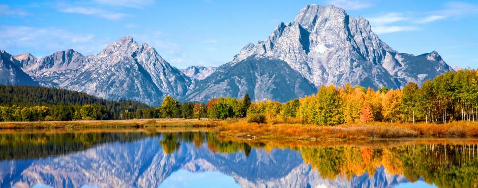 Parc national Grand Teton