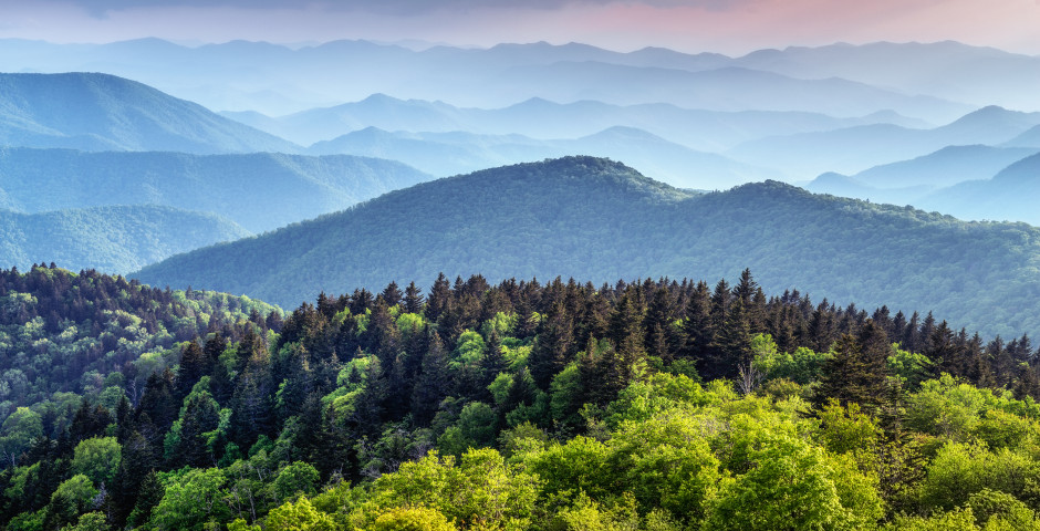 Landschaft - Asheville