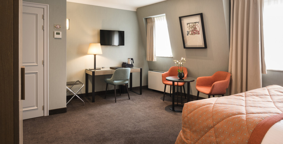 Doppelzimmer Budget - Hotel Aragon