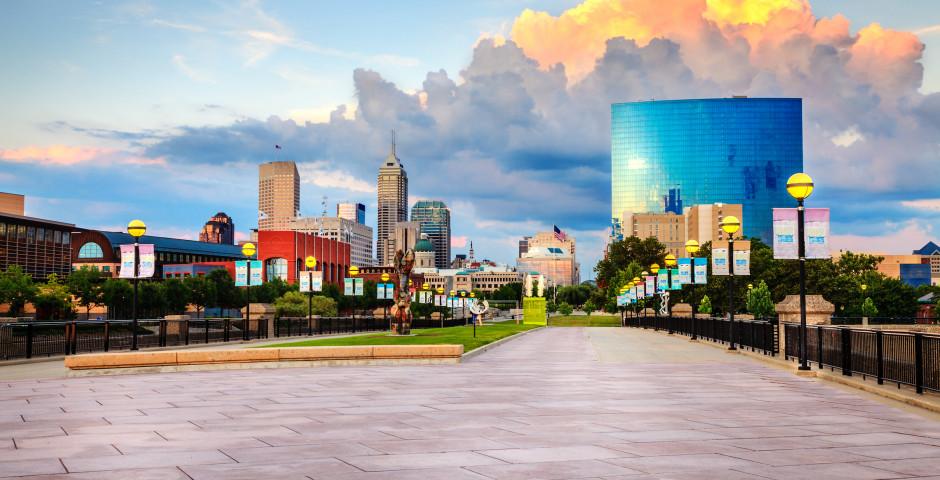 Skyline, Indianapolis