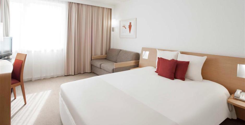 Doppelzimmer - Novotel Antwerpen