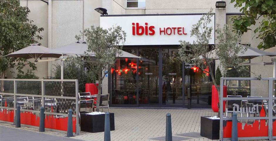 Ibis Antwerpen Centrum