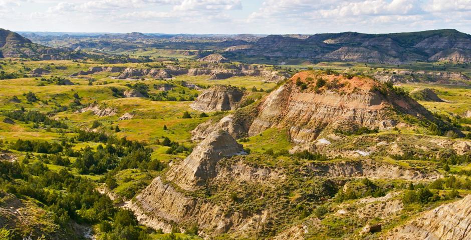 Landschaft - Medora