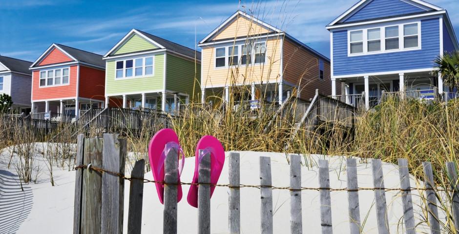 Strandhäuser - Myrtle Beach