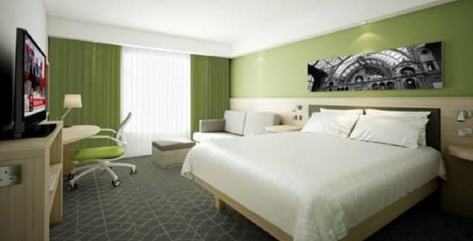 Hampton Inn by Hilton Antwerpen