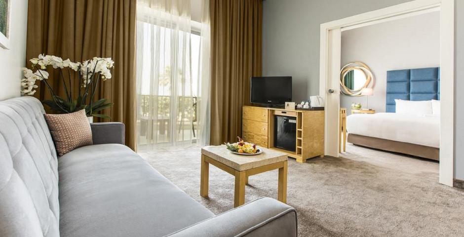 Zimmer - Riviera Hotel