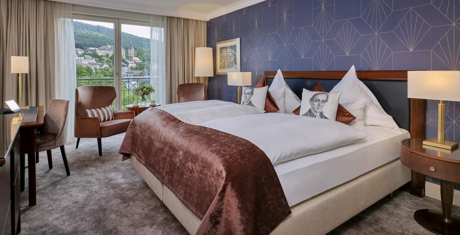 Chambre double Comfort - Dorint Maison Messmer Baden-Baden