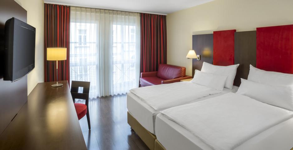 Chambre double Standard - NH Salzburg City