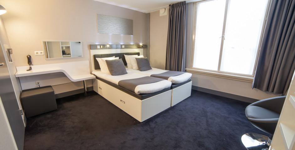 Chambre à lits jumeaux Deluxe