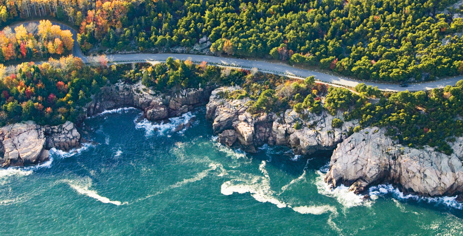 Best of New England - Mietwagenrundreise