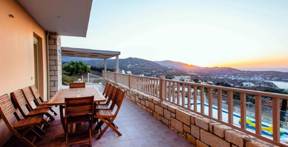 Ferienhaus Lygaria Luxury Villa