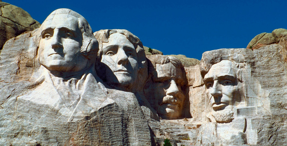 Mount Rushmore - Quer durch die USA
