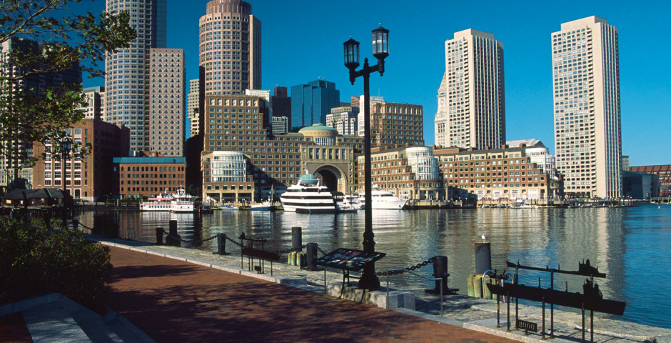 Boston - Eastern Discovery