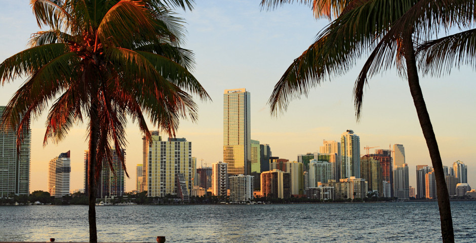 Découverte de la Floride