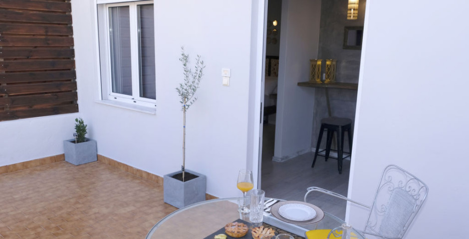 Appartement The Project Suite