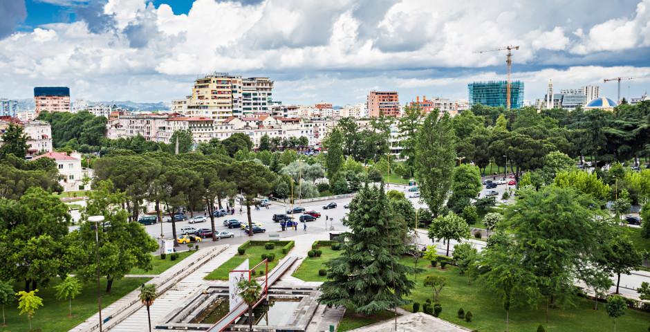 Mietwagenrundreise - Albaniens Naturschönheiten und Geschichte