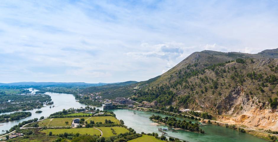 Circuit a voiture - Fascination Albanie