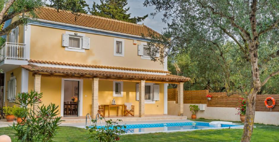 Ferienhaus Villa Watermill