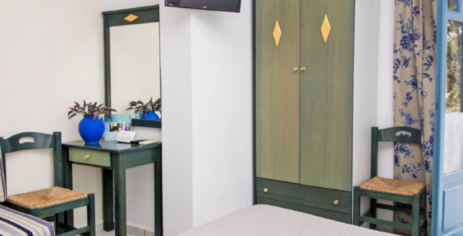 Sidonia Apartments - Studio Superior Gartensicht