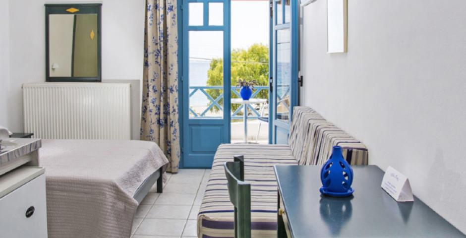 Sidonia Apartments - Studio Classic Gartensicht