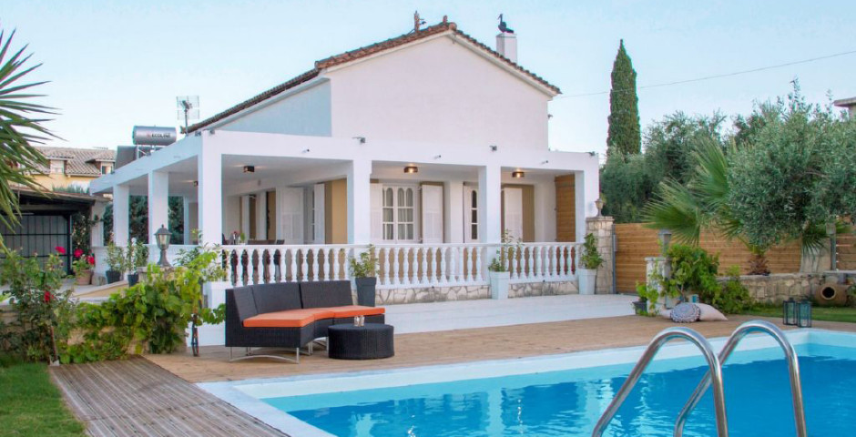 Ferienhaus Villa Blue Breeze