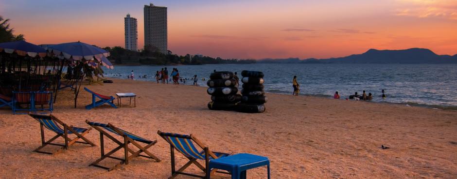 Pattaya / Jomtien