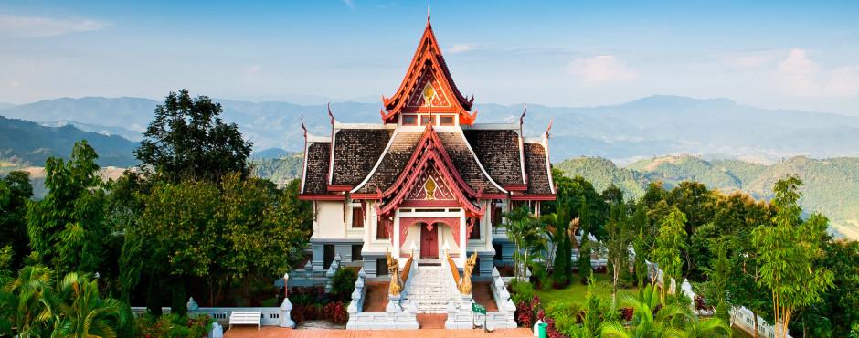 Chiang Rai / Triangle d'Or