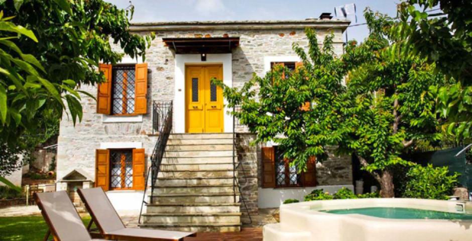 Ferienhaus Villa Ai-Giorgis