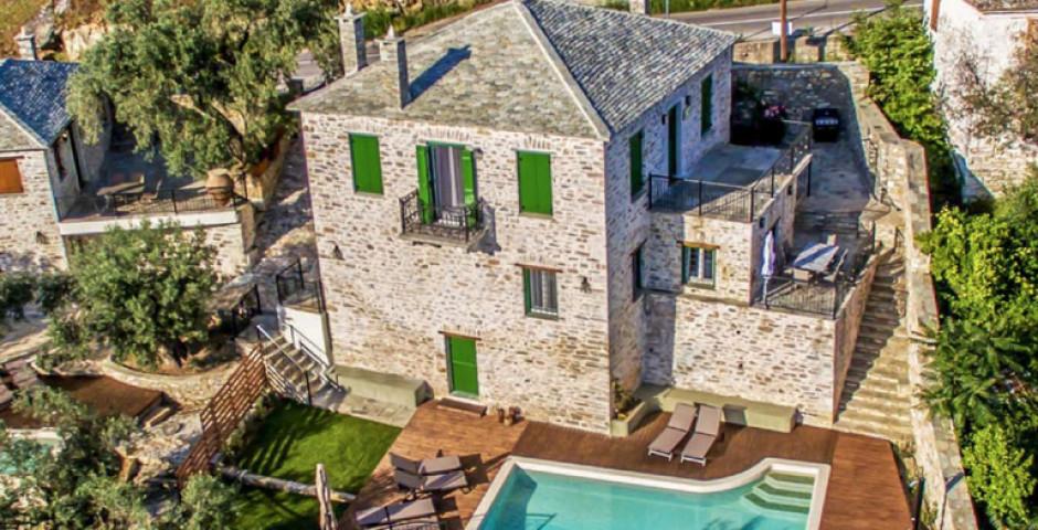 Ferienhaus Villa Milia
