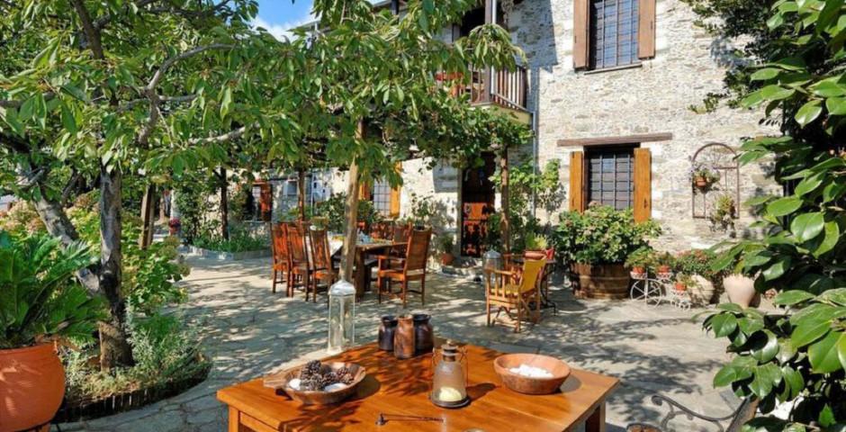 Maison de vacances Villa San Stefano
