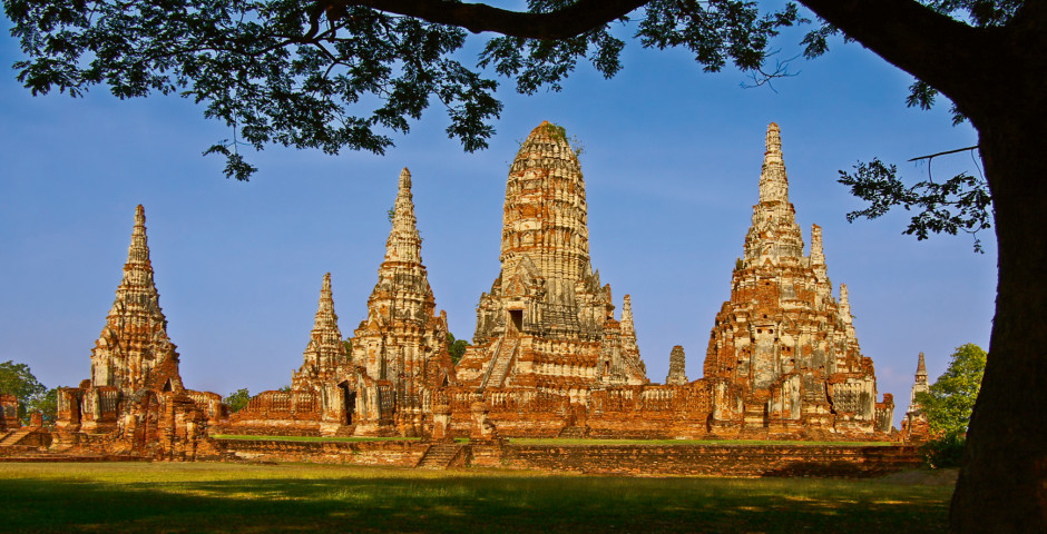 Ayutthaya - Der Klassiker