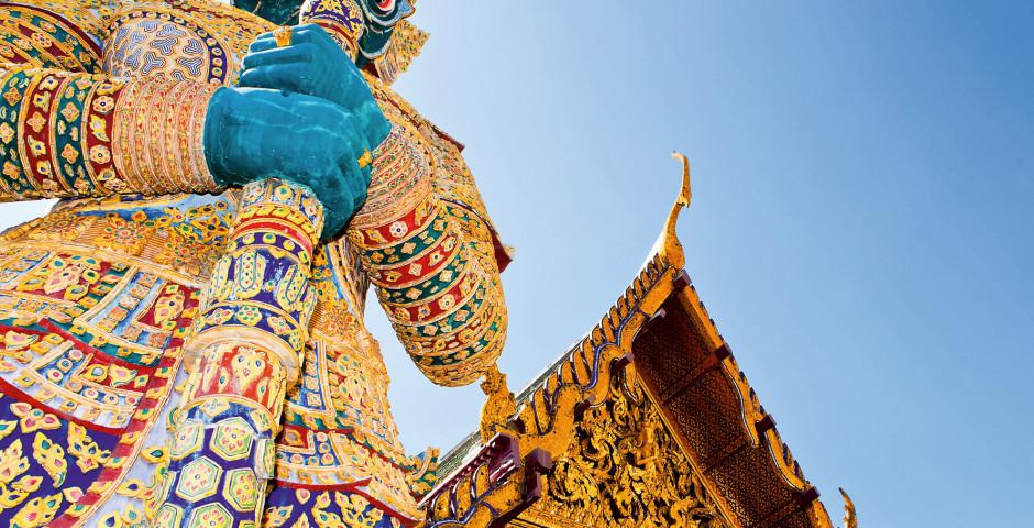 Grand voyage de Bangkok à Shanghai