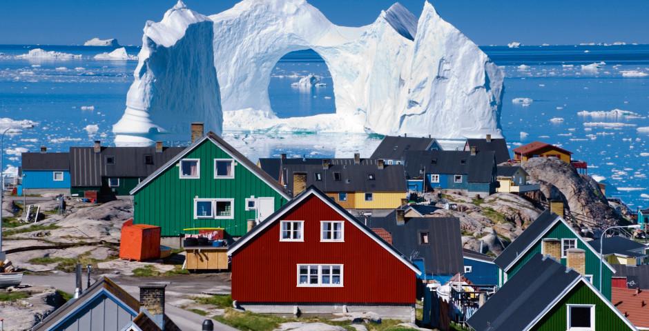 Höhepunkte Islands und Grönlands