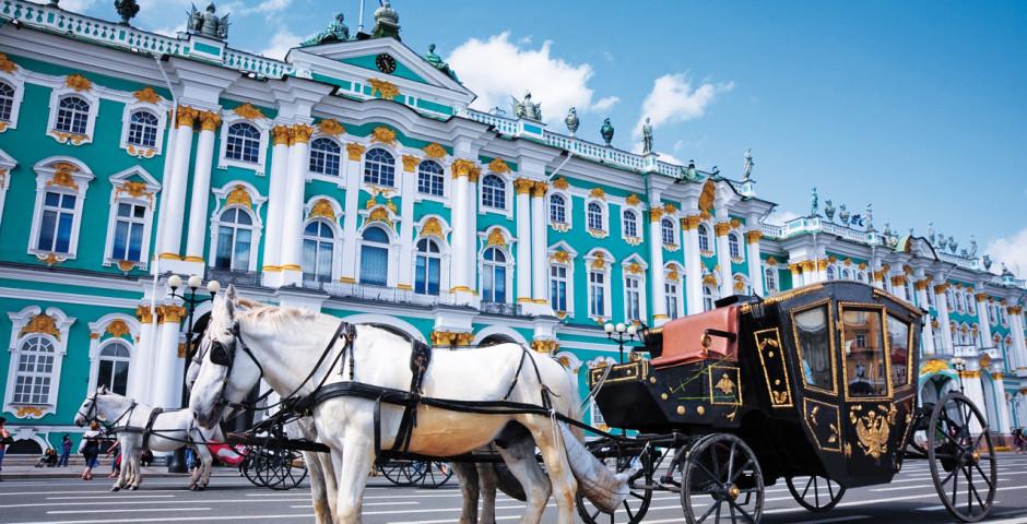 Bernsteinroute nach St. Petersburg