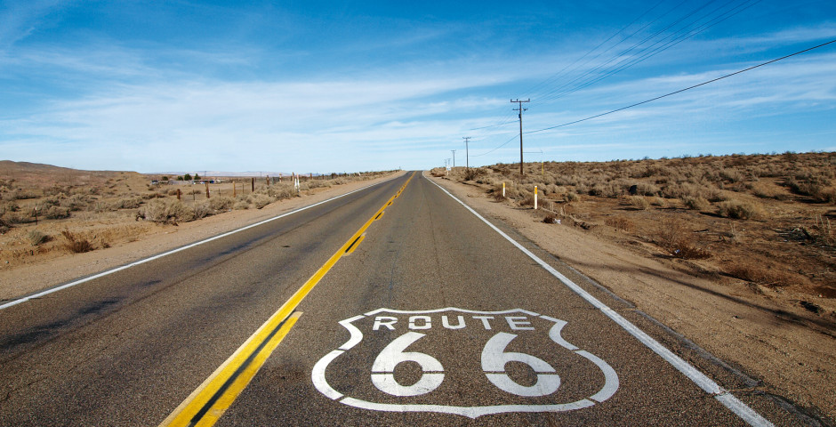 Route 66 - Mietwagenrundreise