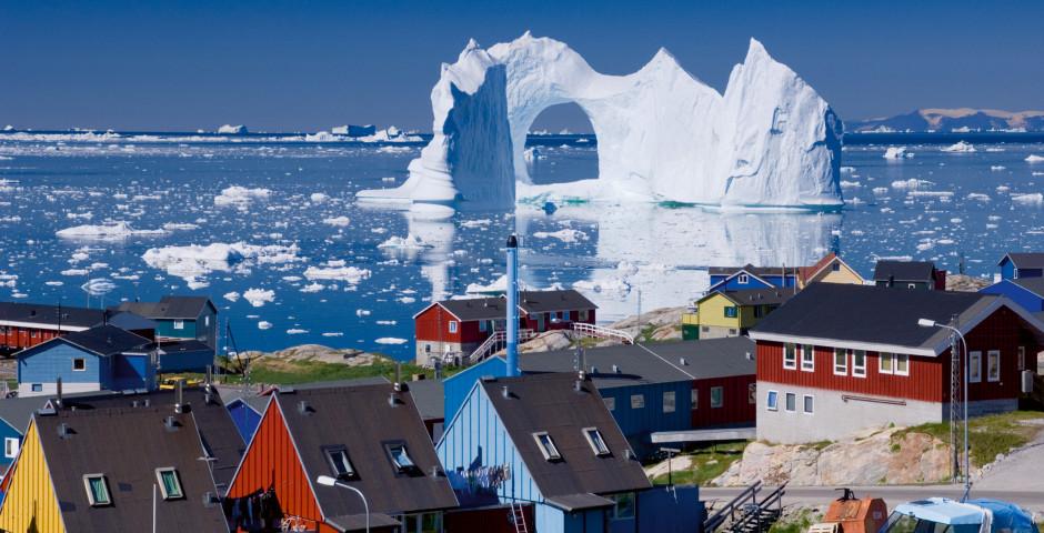Kreuzfahrt Höhepunkte Islands und Grönlands an Bord der MSC Poesia