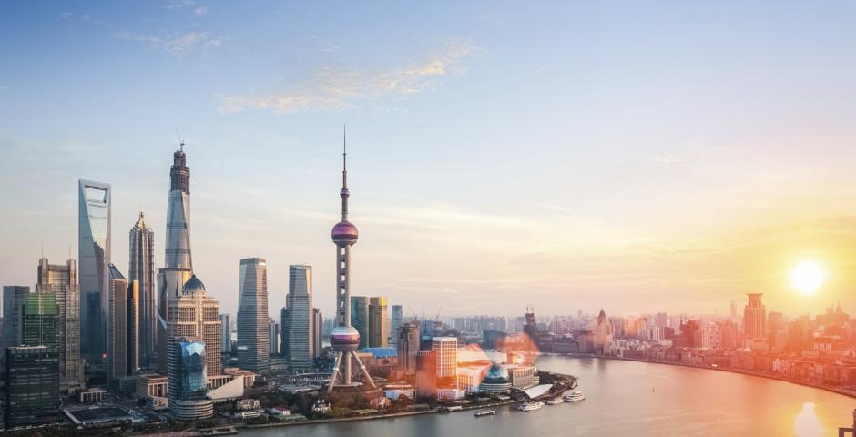 Grand Voyage von Bangkok nach Shanghai an Bord AIDAbella