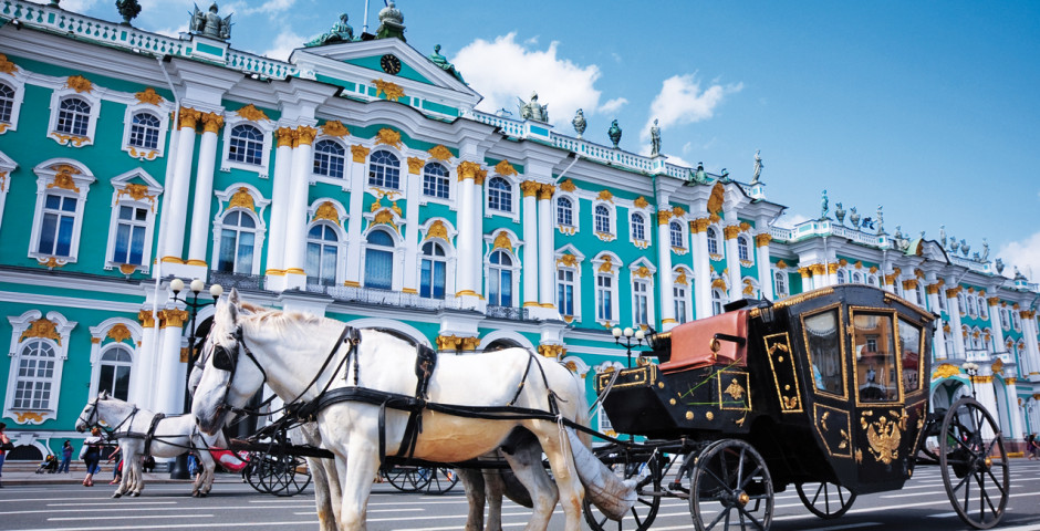 Kreuzfahrt Bernsteinroute nach St. Petersburg an Bord der Norwegian Escape