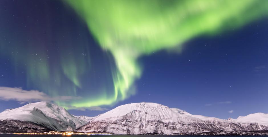 Winterwunderland und Nordlichtzauber an Bord AIDAcara