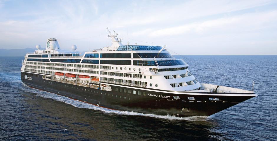 Unbekanntes Schwarze Meer an Bord der Azamara Pursuit