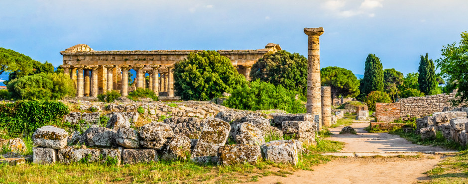 Neptun-Tempel