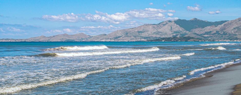 Vacances balnéaires à Baia Domizia